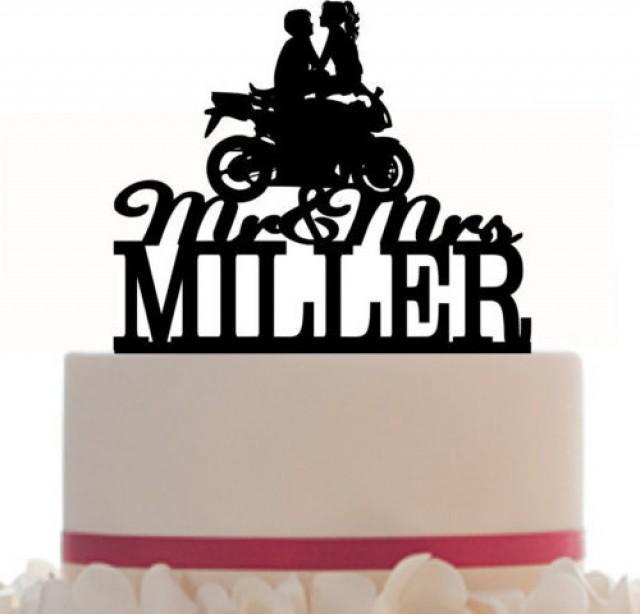 Custom Silhouette Wedding Cake Toppers 5000 Simple Wedding Cakes