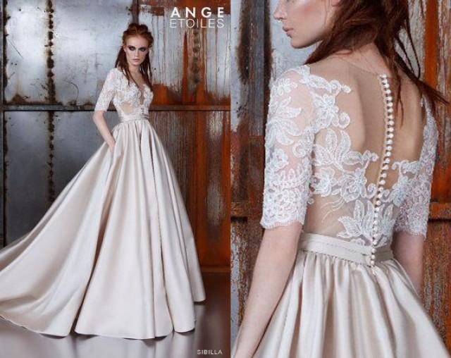 Ball Gown Wedding Dresses: Wedding Dress SIBILLA, Wedding Dresses A-line, Wedding