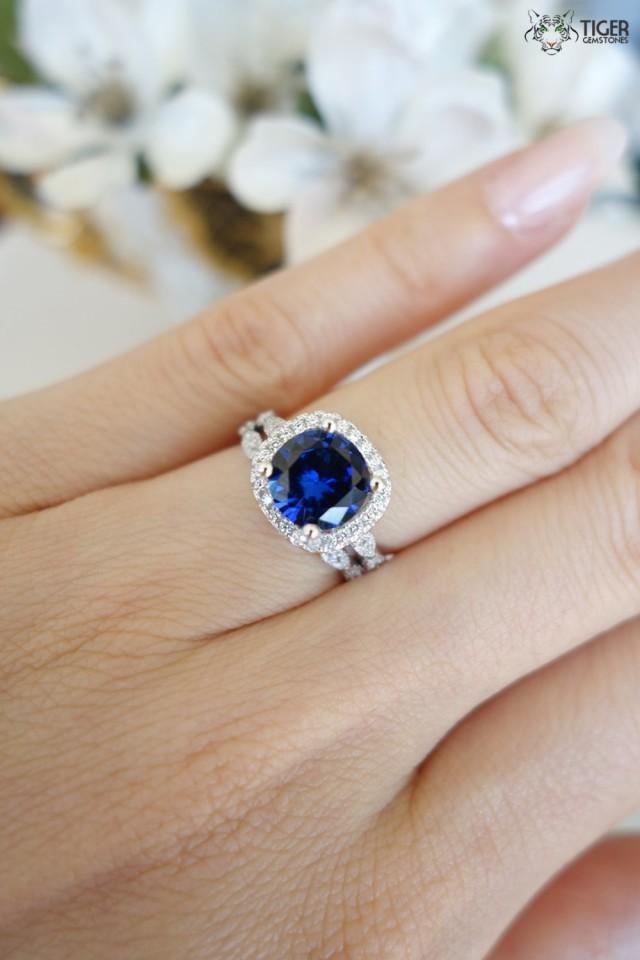 Carat Man Made Diamond Ring