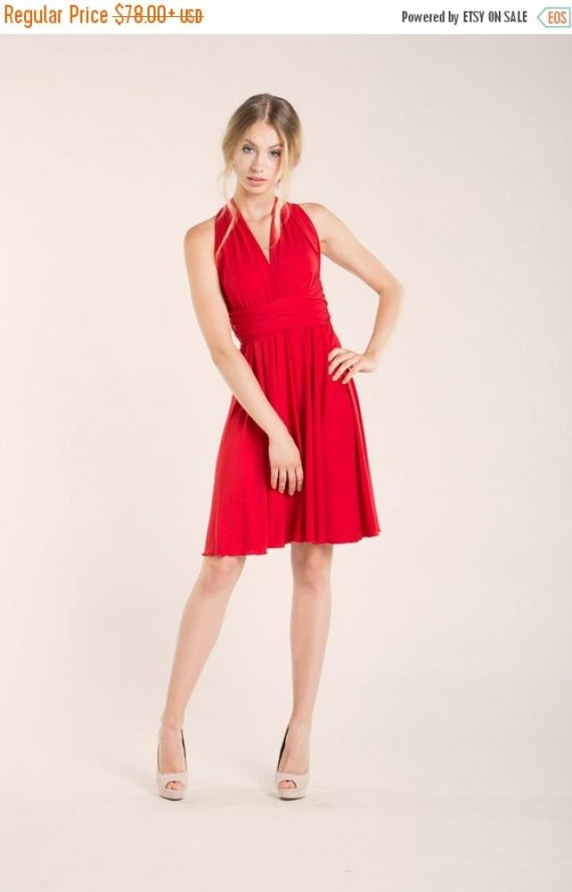 593be599e60 25% Off Black Friday Infinity Dress Red Infinity Dress
