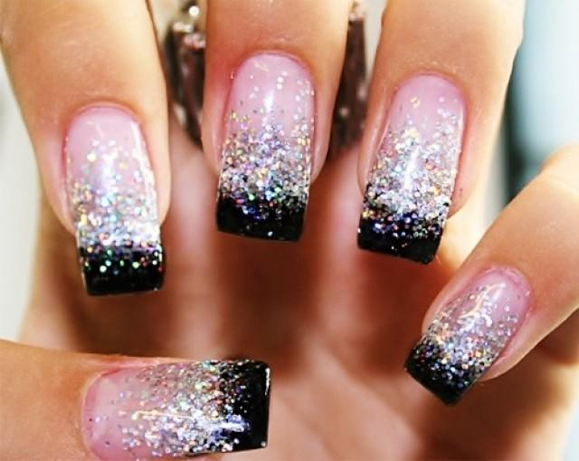 38 Amazing Nail Art Design For Your Christmas New Years Eve