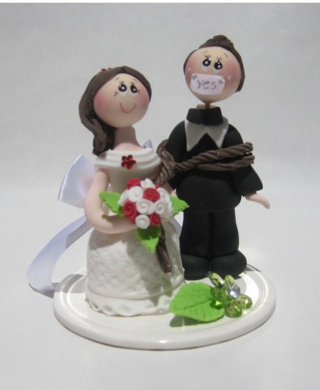 Silly Wedding Cakes