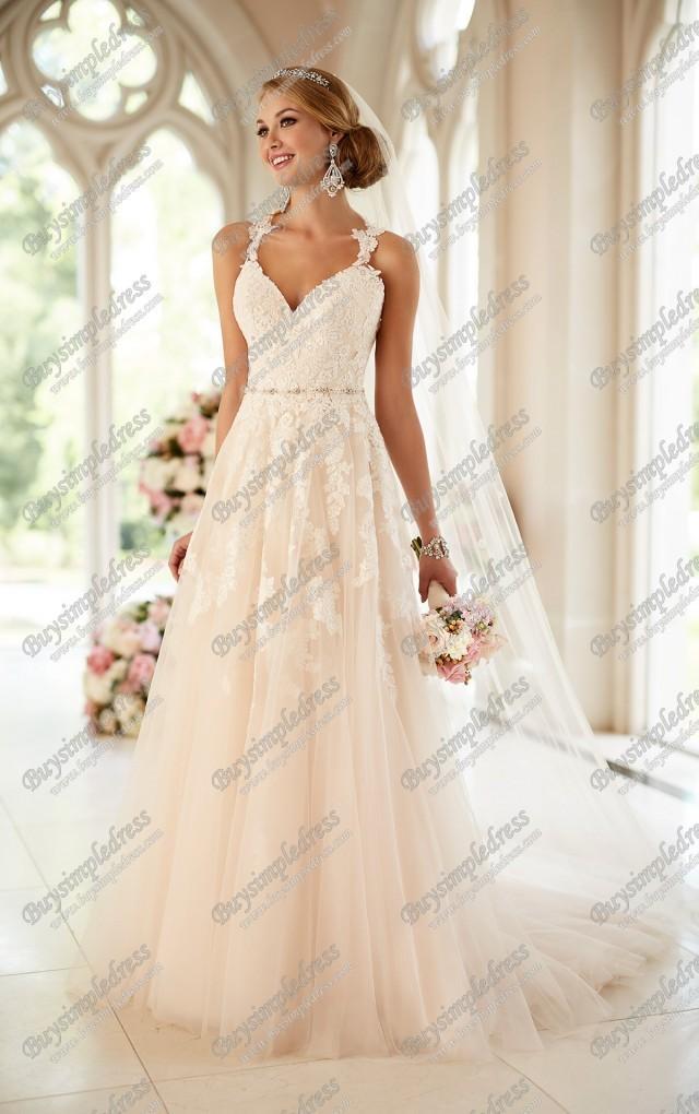Stella york wedding dress style 6144 2427129 weddbook for Stella york wedding dresses near me