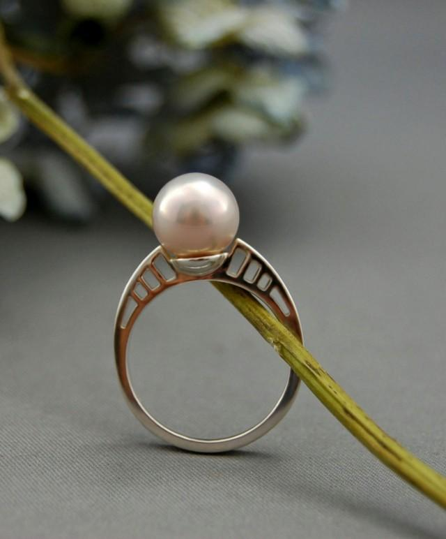 Badr Diamond Alternative Promise Ring Engagement Ring