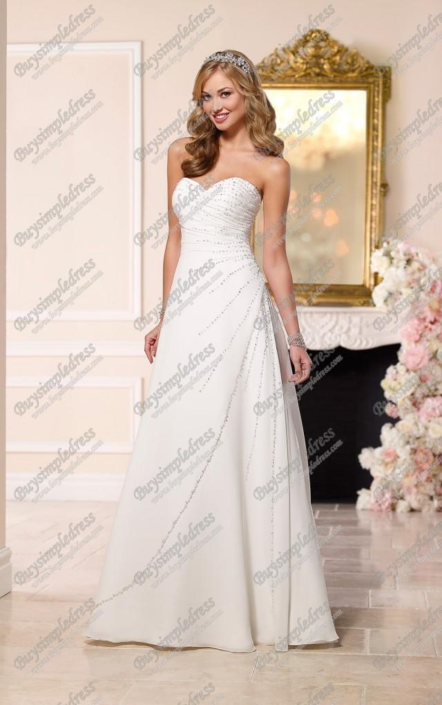 Stella york wedding dress style 6261 2428996 weddbook for Stella york wedding dresses near me