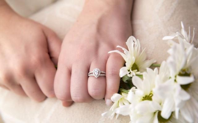 Diamond Shape  Engagement Wedding Rings amp Fine Jewelry