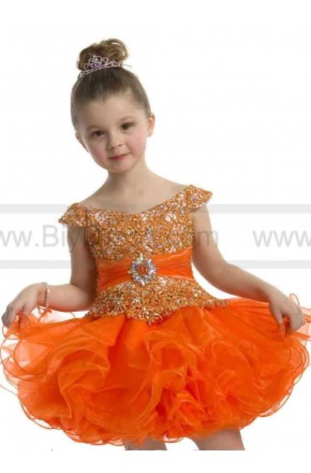 Party Time 1209 - Little Princess Dresses - Wedding Party #2432243 ...