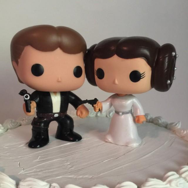 Princess Leia Cake