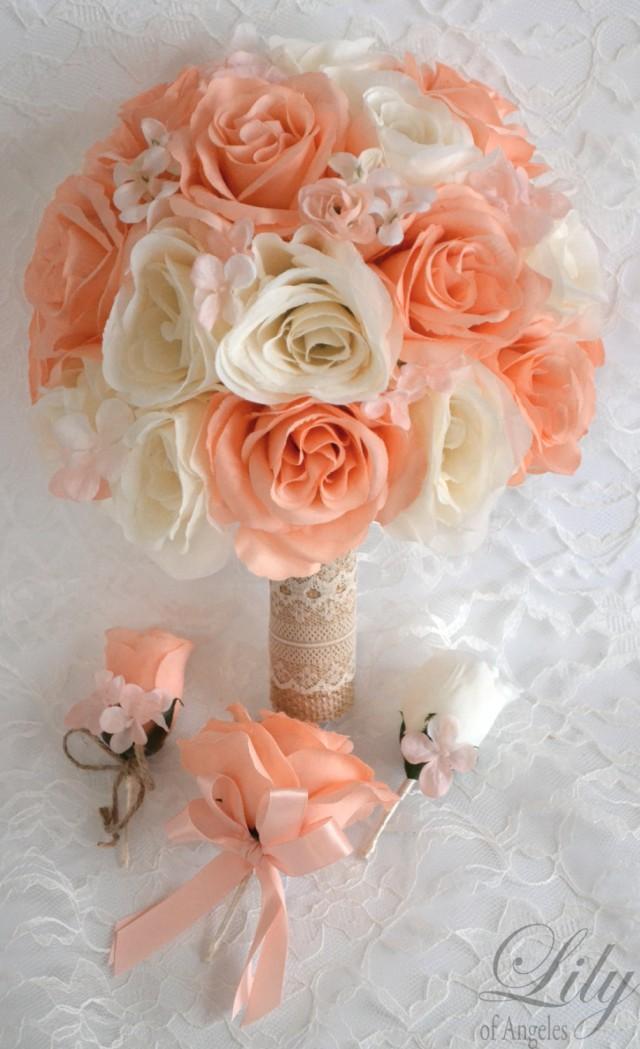 artificial bridal bouquets » Flowers Online 2018 | Flowers Online