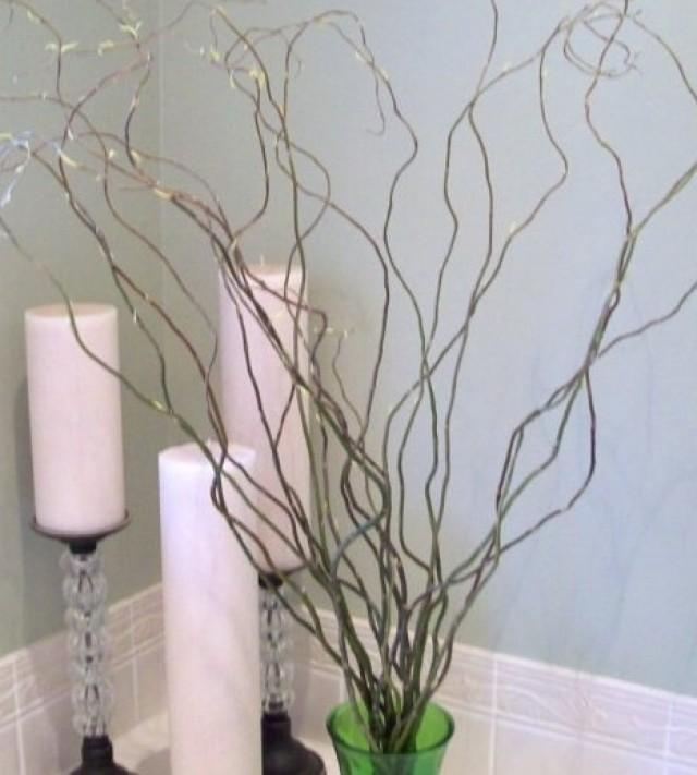 130 3u0027 FT Curly Willow Branches Home Decor Wedding Supplies And Decorations  #2434126   Weddbook