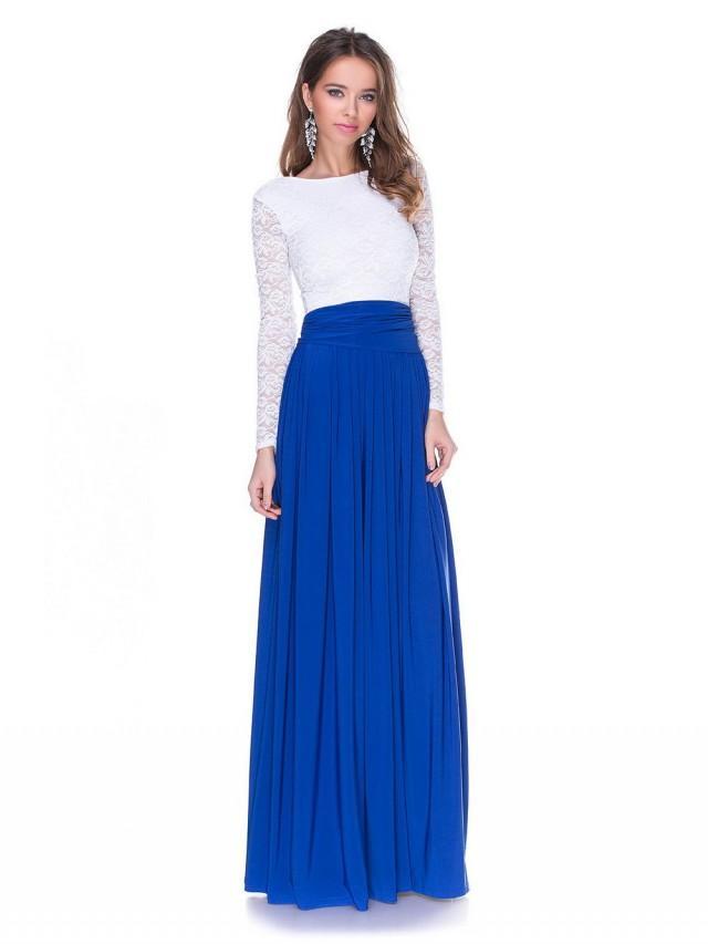 Stunning Dress Bridesmaid Long Wedding Dress Lace