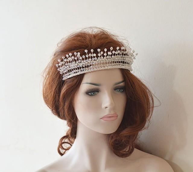 Bridal Tiara Wedding Tiaras Wedding Hair Accessories