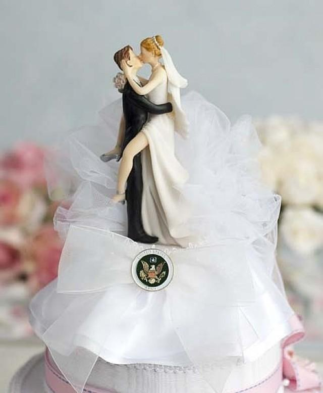 Military Sexy Cake Topper Air Force