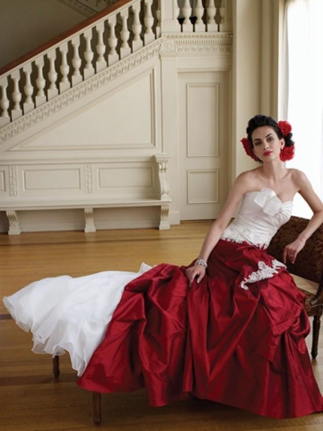 Victorian Strapless Silk Shantung Beautiful Sweetheart Ball Gown ...