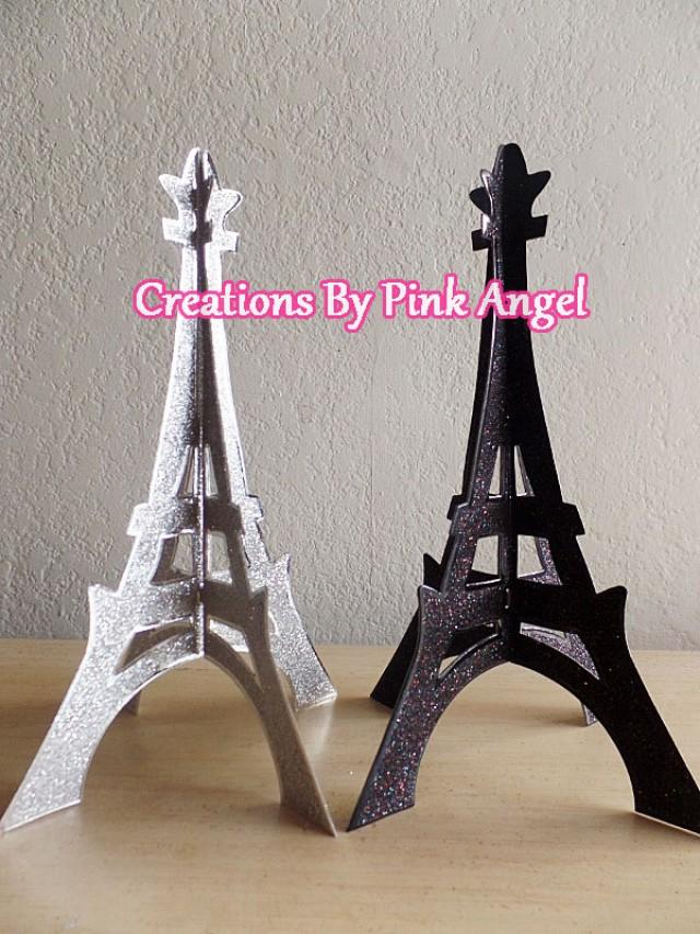 Eiffel Tower Wedding Cake Stand