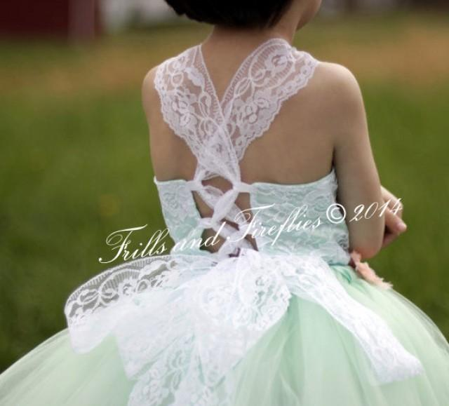 Aliexpress Vintage Flower Girl Dresses Size 10 1baef 744e9