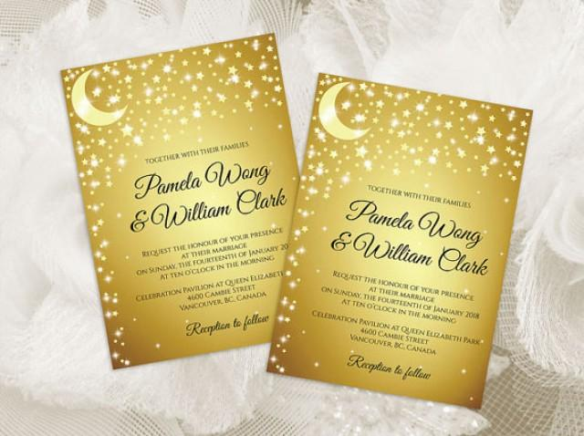 diy printable wedding invitation card template 2455594. Black Bedroom Furniture Sets. Home Design Ideas