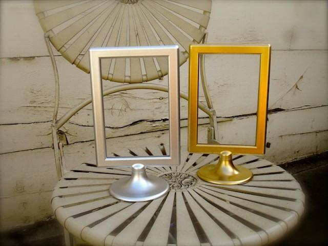 10 Double Sided Pedestal Picture Frames 4x6 Pedestal