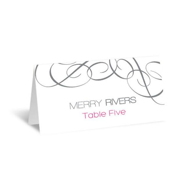 Place card editable pdf template silver swrils wedding foldover place card editable pdf template silver swrils wedding foldover escort card instant download adobe reader format diy you print 2462462 weddbook pronofoot35fo Gallery
