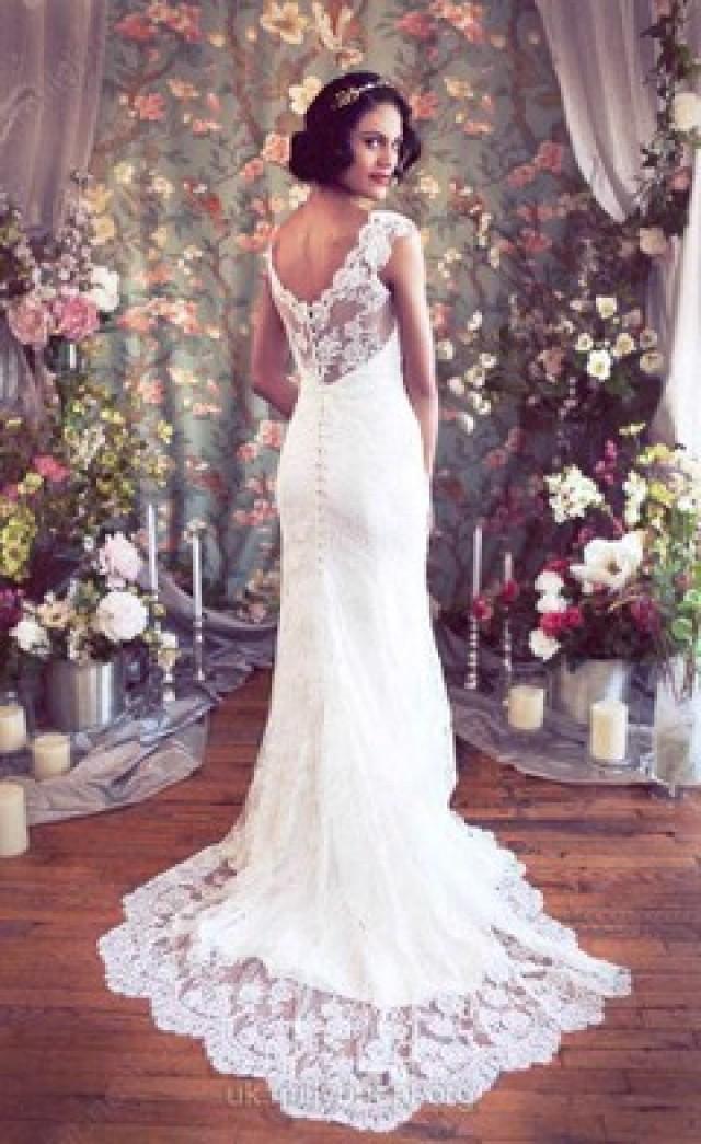 Romantic Beach Wedding Dresses UK