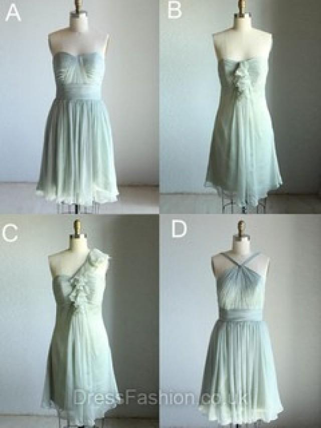 Elegant Bridesmaid Dresses UK, Maid Dresses Online - Dressfashion.co ...