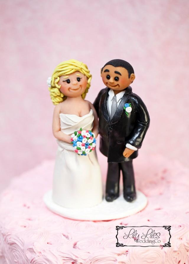 Clay Shoe Cake Topper