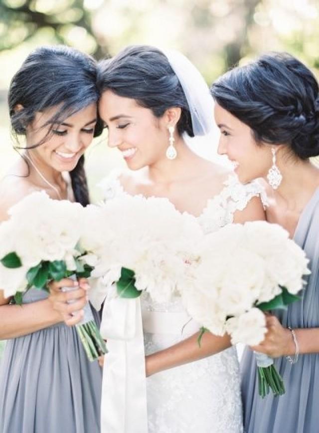 Прически на свадьбы для подружки фото