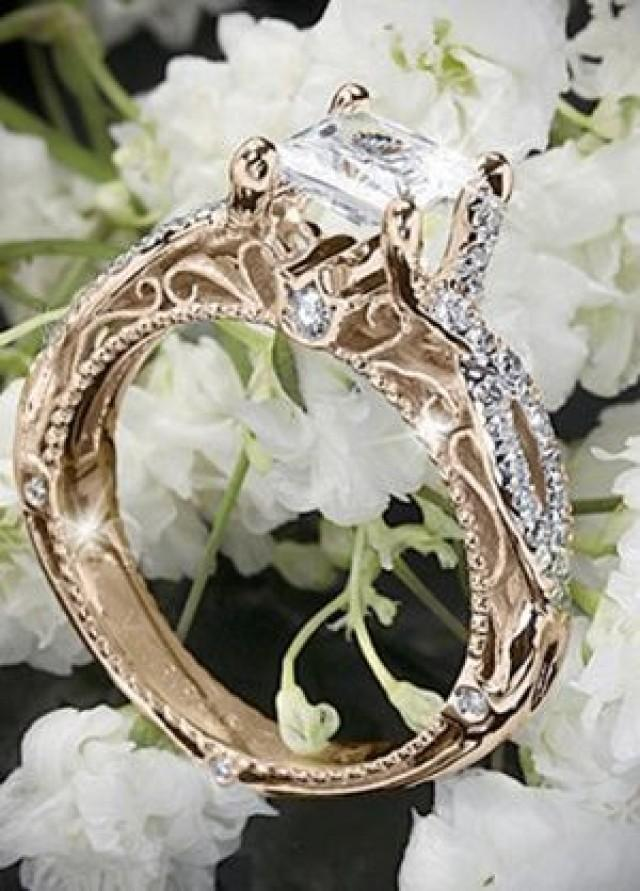 12 Swoon Some Vintage Wedding Engagement Rings You Secretly Want 2476819 Weddbook