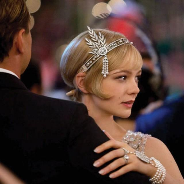Sale 20 Off Great Gatsby Inspired Bridal Headpiece Daisy