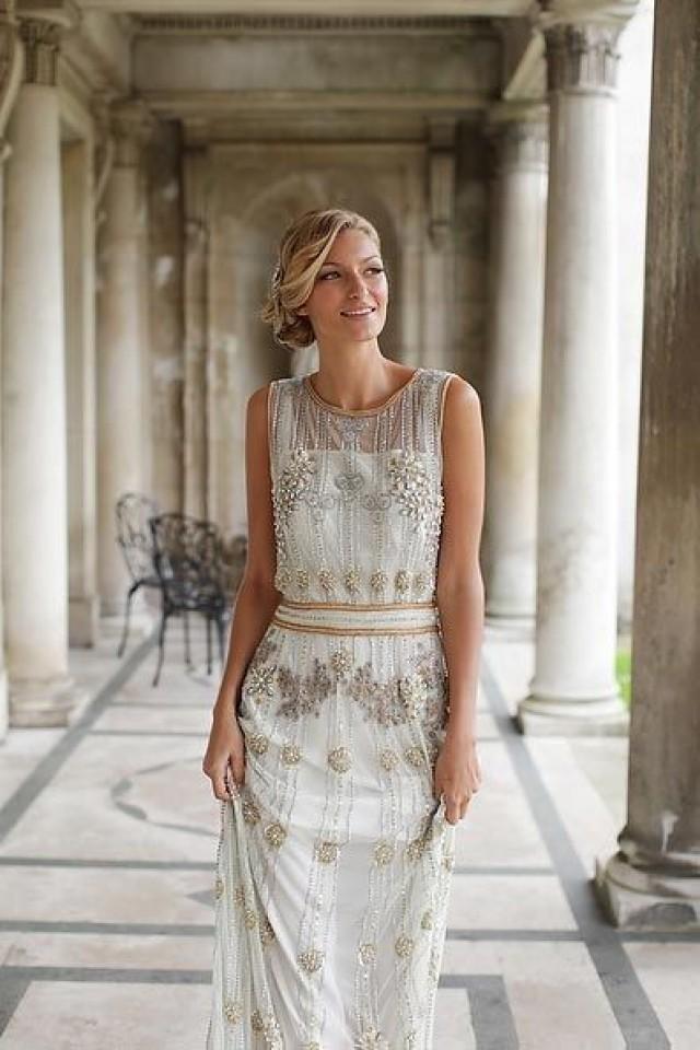 Eccezionale Matrimonio A Tema - Vicky Rowe Vintage 20's Wedding Dress #2489926  TA27