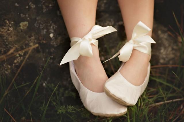 Ballet Flat Dress Shoes Little