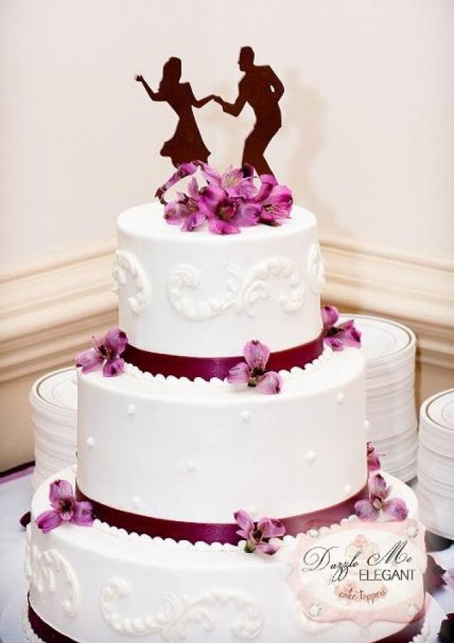 Swing Dancing Cake Topper Dance Cake Topper Wedding