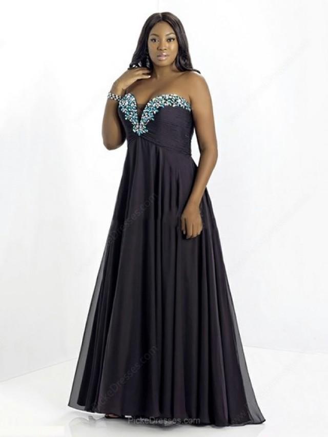 Plus Size Prom Dresses Canada 2494086 Weddbook