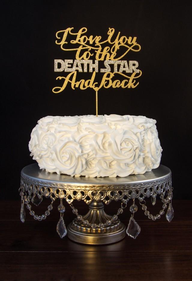 Lasting Love Cake Topper