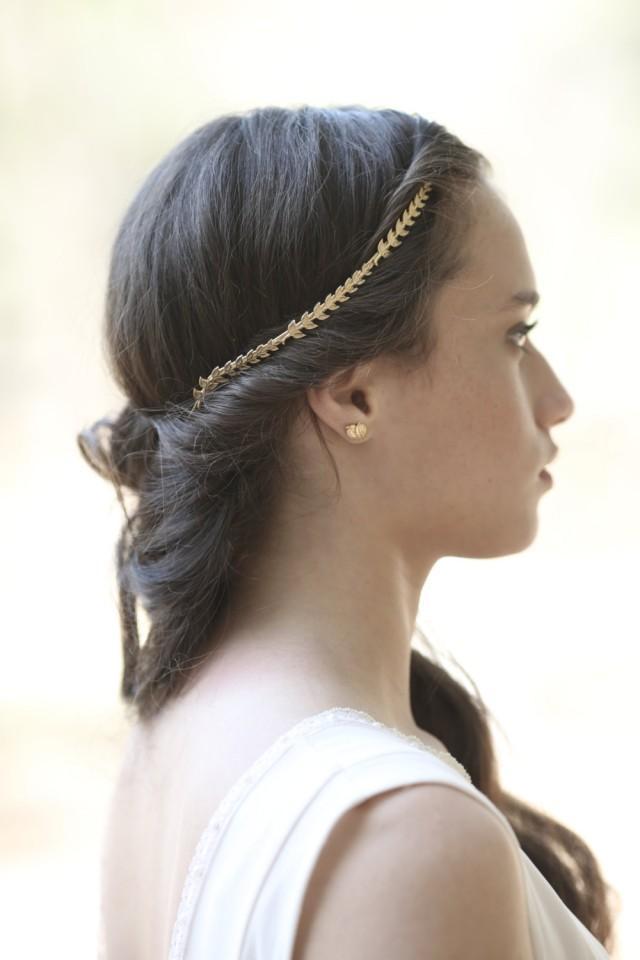 Spiky Twigs Goddess Headband Greek Goddess Headpiece
