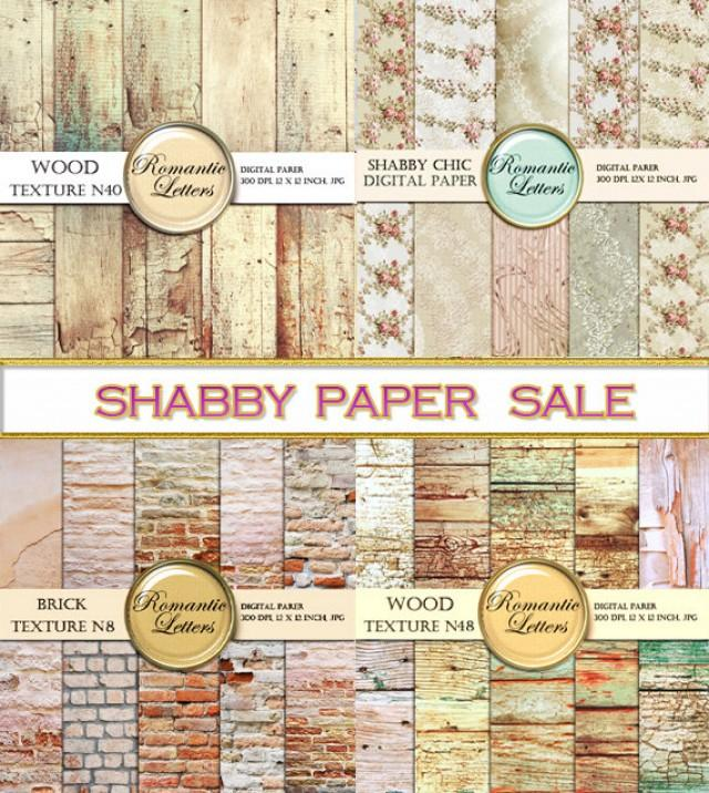 SALE Digital Scrapbook Paper Sale Digital Wood Background