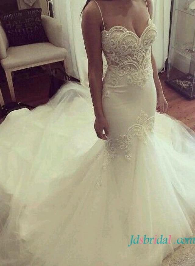 Wish Sexy Mermaid Wedding Dresses