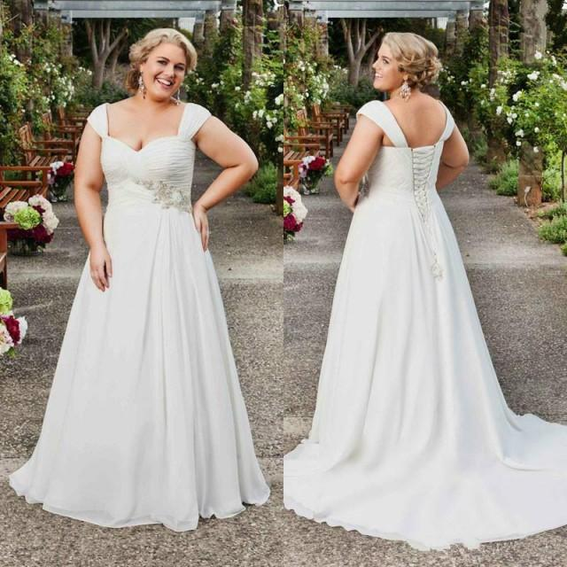 Elegant Plus Size Wedding Dresses Sweetheart Beads Ruched Lace Applique Ball Gowns Sweep Train Lace Up Spring Sleeveless Large Bridal Dress Online With 105 16 Piece On Hjklp88 S Store 2501780 Weddbook,Pink Dresses For Weddings