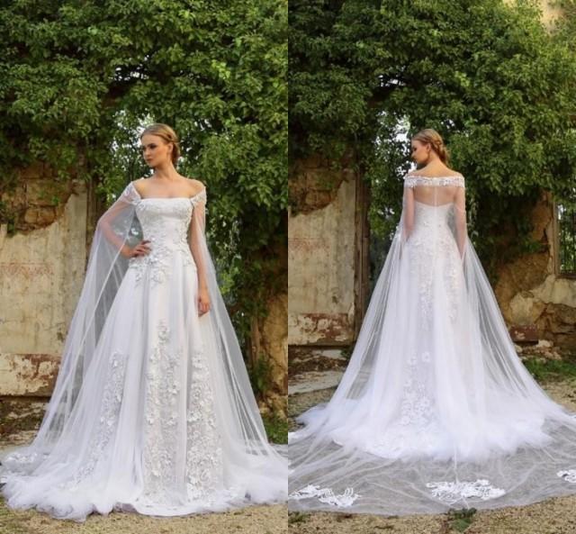 Eco Bridal Dresses For The Summer Bride: Lastest Design Wedding Dresses 2016 Summer White Lace