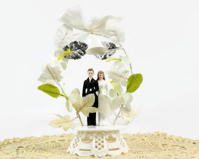Wedding Cake Topper Arch Bride And Groom