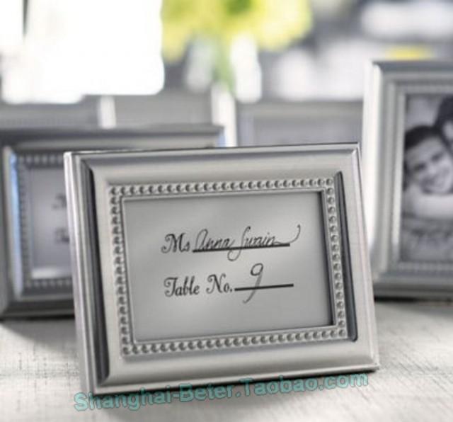 Photo Frame And Place Card Holder Wedding Reception Wj015 A 2503589 Weddbook
