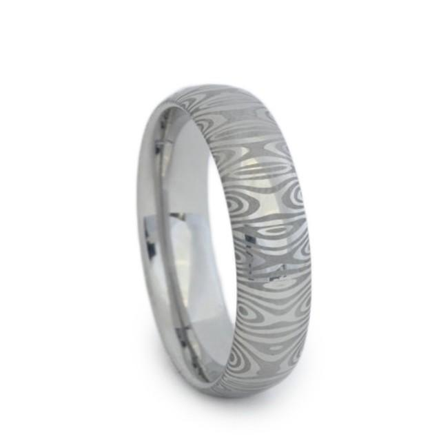 Does Damascus Steel Ring Rust