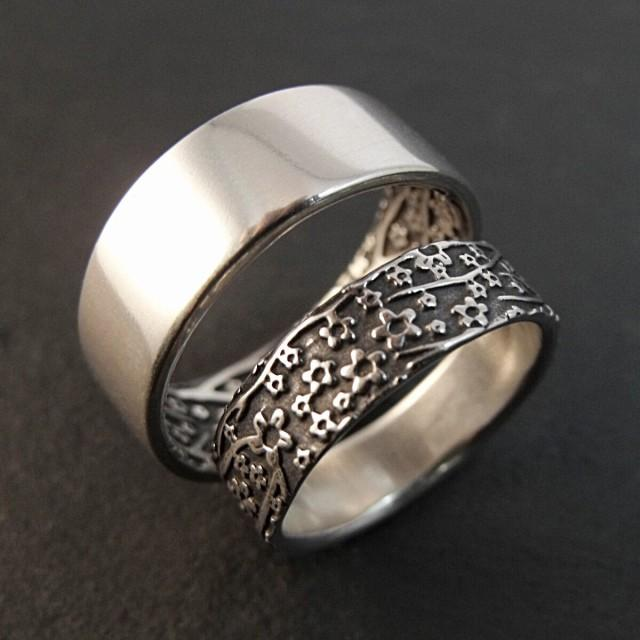 Sterling Silver Rings Seattle