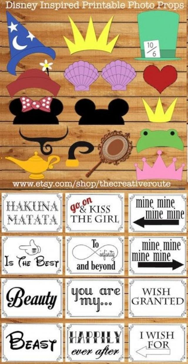 Photo Booth Quotes Wedding Photo Booth Props Printable Rustic For A Funny Diy Wedding