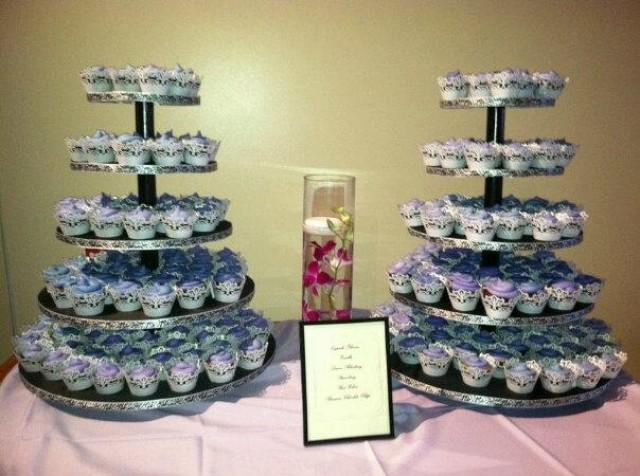 Decor Cupcake Stand 5 Tiered Wedding 2510673 Weddbook