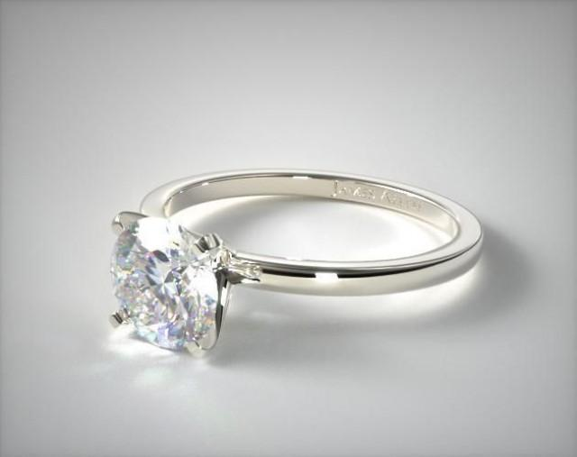 Wedding Bells Our Favorite Engagement Ring Band Pairings 2521256