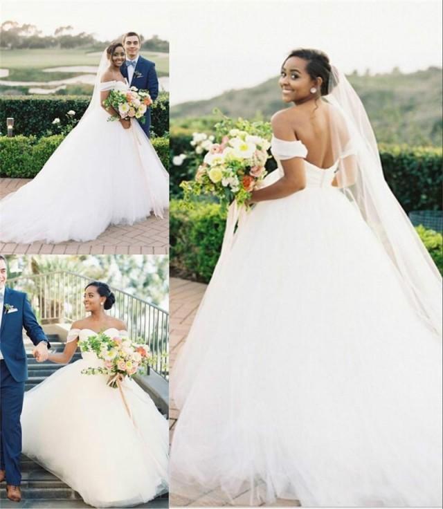 Gorgeous arabic plus size country wedding dresses simple for Simple country wedding dress ideas