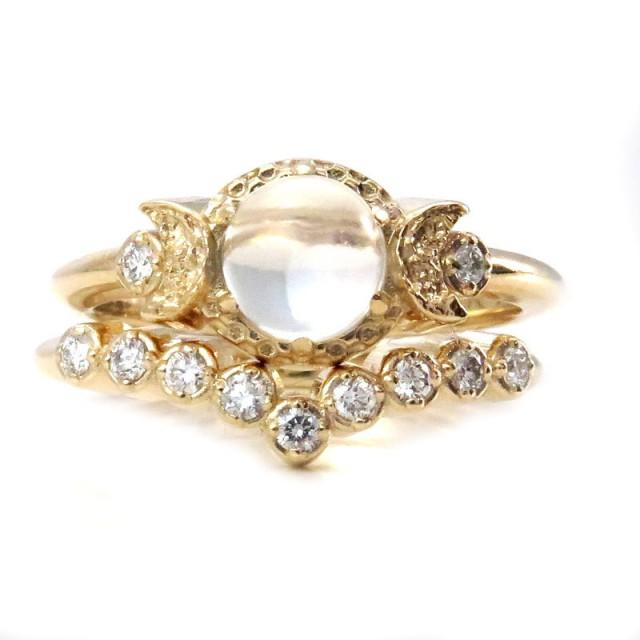 New Modern Engagment Ring Designs