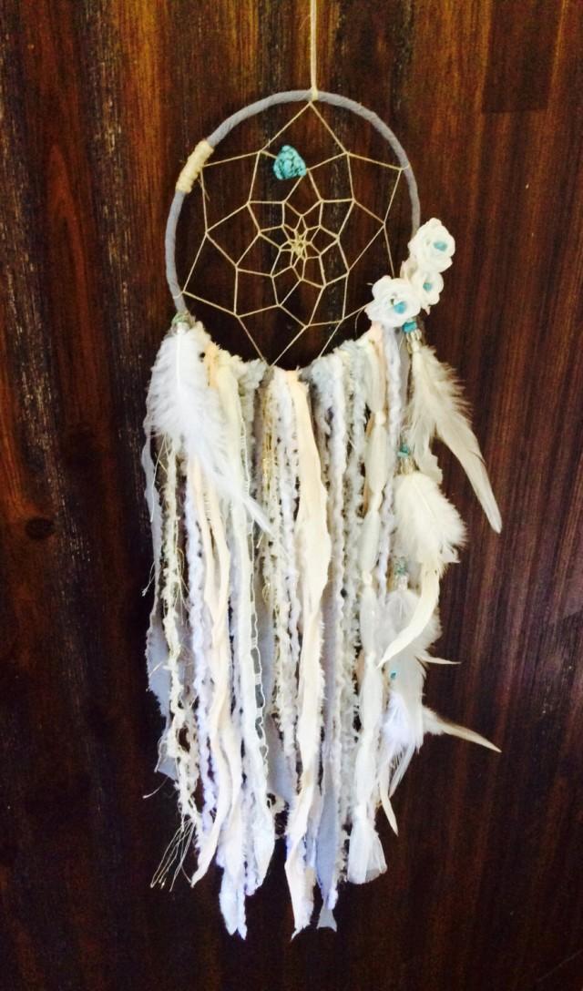 Boho Wedding Decorations, Wedding Dream Catcher, Dreamcatcher, Wedding Favors, Wedding Gift ...