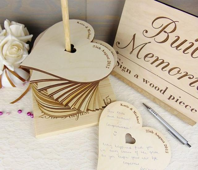 Fun Wedding Guest Book Ideas: 50 Unique Wedding Guest Book Ideas #2525132